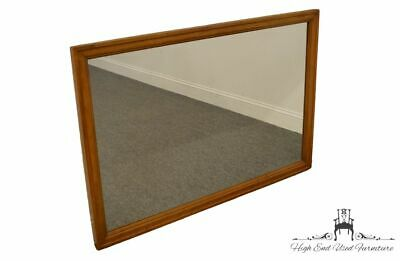 "Solid Hard Rock Maple 50"" Dresser / Wall Mirror"