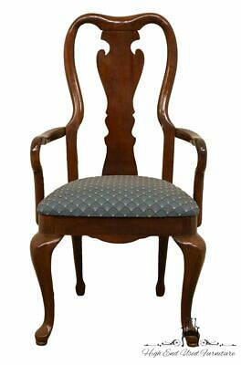 Thomasville Furniture Collectors Cherry Dining Arm Chair 10121 832