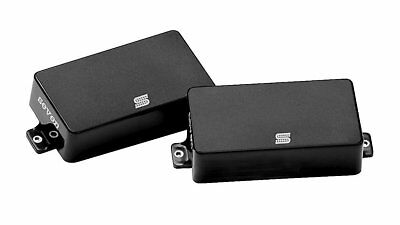 Seymour Duncan Ahb-3 Mick Thomson Emty Blackouts Aktiv Humbucker Set ~ Brandneu