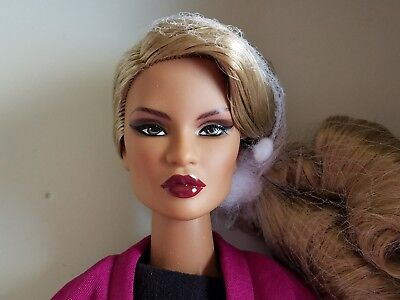 Integrity Toys Fashion Royalty Nu Face Electric Enthusiasm Dominique doll NRFB