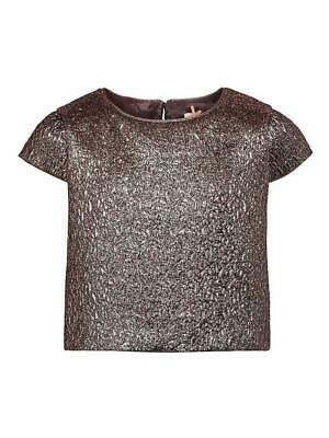 John Lewis Heirloom Collection Girls Jacquard Top assorted sizes RRP £22 NEW
