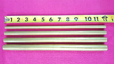 """2 Piece Assortment C360 BRASS ROUND RODS 5//8/"""" And 3//4/"""" Diameters 6/"""" Long"""