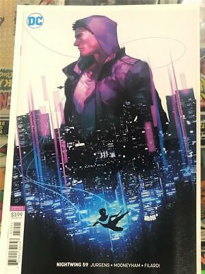 Nightwing #59 - Putri Variant - DC Comics 2019 - 1st Print Unread NM