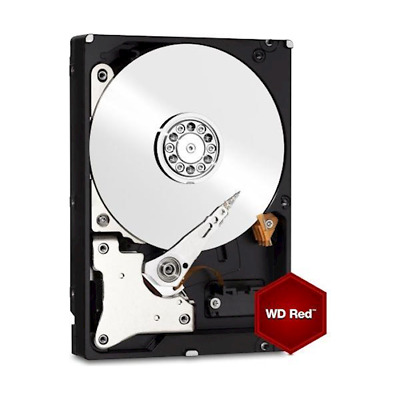 New WD WD40EFRX Red 4TB SATA 3.5 NAS Hard Disk Drive HDD
