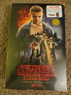 Stranger Things - Season 1 Collector's Edition (Blu-ray + dvd + poster) NEW!!