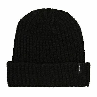 684653cd93c BILLABONG ARCADE BRIM Mens Headwear Beanie Hat - Black One Size ...