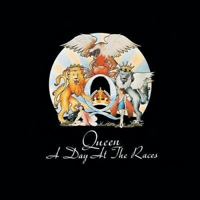 Queen A Day at the Races Deluxe Edition Remastered 2 CD NEW