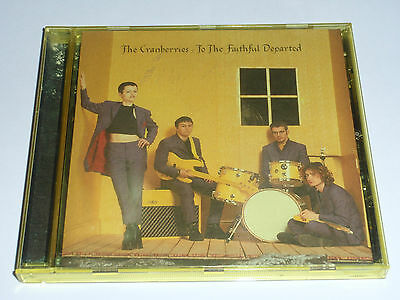 THE CRANBERRIES - TO THE FAITHFUL DEPARTED (Album CD)