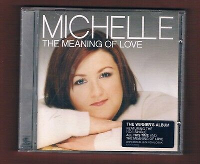 Michelle - The Meaning of Love CD