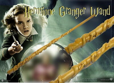 Hermione Granger Wand Handcrafted - Harry Potter