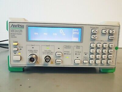 Anritsu MF2412B 20 GHz Frequency Counter
