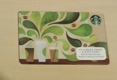 Starbucks Usa How To Make Coffee 2015  Gift Card. No Value Collectors Item