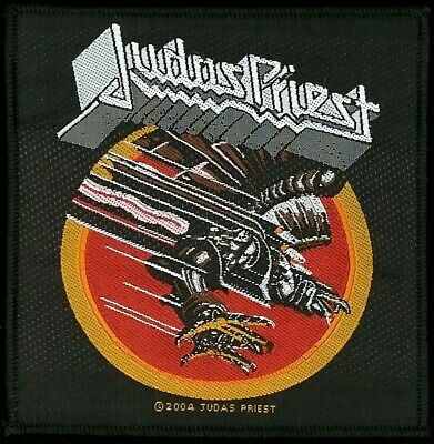 Judas Priest - Screaming For Vengeance Patch - metal band merch