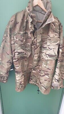 British Army Issue Gortex Jacket And Trousers 170/96 Trs 80/88/104.