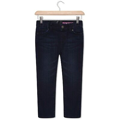 Baby, Todder & Girls Bootcut Pull On Jeggings Navy Blue Adjustable Waistband