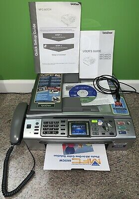 BROTHER MFC 665CW SCANNER TREIBER WINDOWS 7