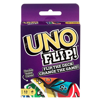 UNO Flip Card Game NEW