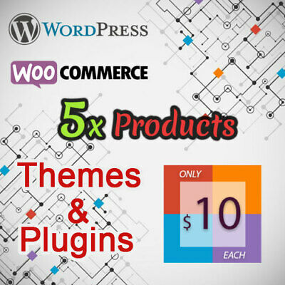 WordPress & WooCommerce - Themes & Plugins - Mega Collection