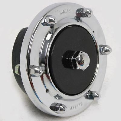 Lucas Altette Chrome Horn 12 Volt