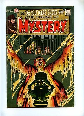 House of Mystery #188 - DC 1970 - VG/FN - Bernie Wrightson - Neil Adams