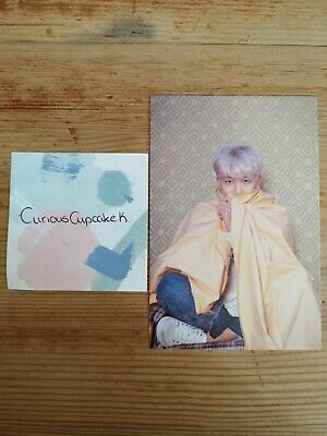 Namjoon RM BTS Map Of The Soul: Persona Official Postcard/Photocard