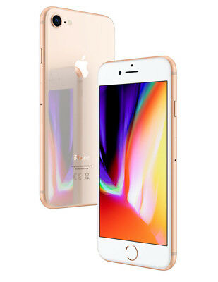 Apple Iphone 8 64Gb Gold Oro Gar 24Mesi 64 Gb Grado A- Attivato Il 24/11/2018