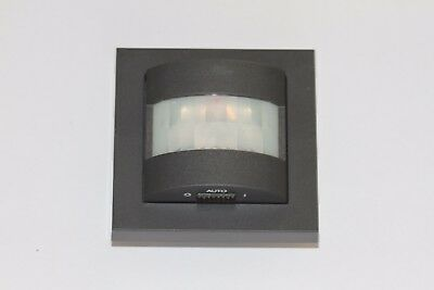 Gira KNX motion detector wall mounting anthracite complete with bus coupleur