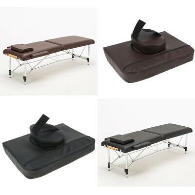 2Pcs Professional Beauty Massage Table Bed Face Down Cradle Pillow Cushion