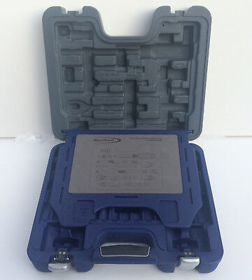 "Blue Point 77pc 3/8"" socket ratchet hard tool box carry case toolbox inc VAT"