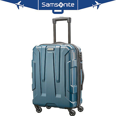 "Samsonite Centric Hardside 20"" Carry-On Luggage, Teal"