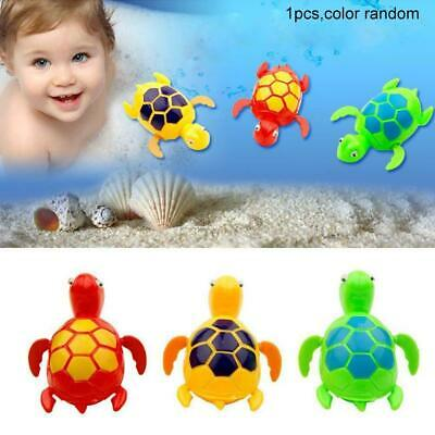 Wind up Swimming Turtle Animal Toy For Kids Baby Children Pool Bath Time NEW BE