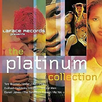 The Platinum Collection [La Face] by Various Artists (CD, Nov-2000, LaFace)