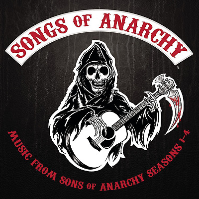 sons of anarchy songs cd music from seasons 1-4