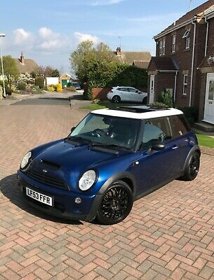 Bmw Mini Cooper S Jcw John Cooper Works 1 6 Supercharged R53 200bhp