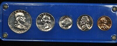 1958 5-Coin Proof Set