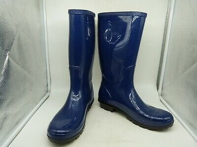 1460499af0a WOMEN'S UGG SHAYE Rain Boots Blue Jay Size 10 Brand New 1012350 ...