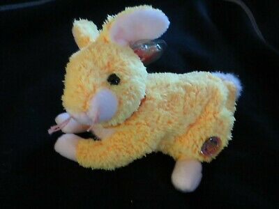 """Authentic """"BUTTERCREAM"""" BEANIE BABY OF THE MONTH SPECIAL APRIL 2003 MWT"""