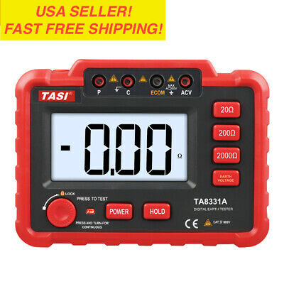 Digital Insulation Tester Megger Pricer Insulation Resistance Tester