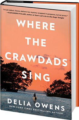Where the Crawdads Sing By Della Owens (P-D-F)+(E-P-U-P) 🔒