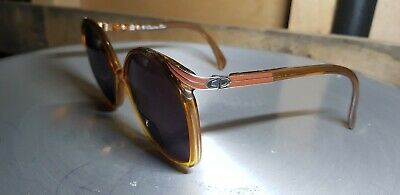 e8f39a40c63 80s Vintage CHRISTIAN DIOR Sunglasses 2104 Optyl Woman Butterfly made in  germany