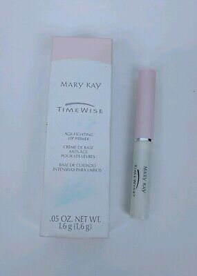 Mary Kay Timewise Age Fighting Lip Primer Discontinued New in Box Old Stock NOS