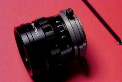 compact anamorphic lens clamp for  kowa sankor  anamorphic and more by redstan
