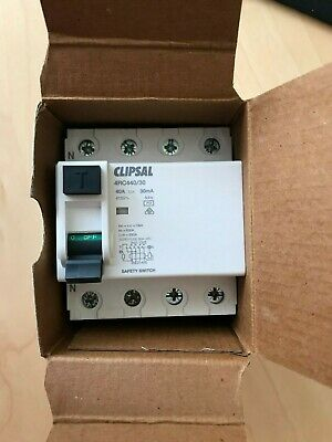 Clipsal 4RC440/30 Residual Current Device