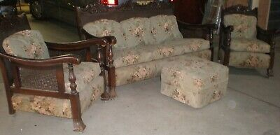 Antique JARVI 3-piece lounge suite