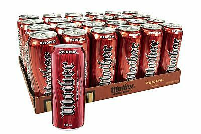 NEW Monster Power Original Energy Cans Drink 24 x 500mL