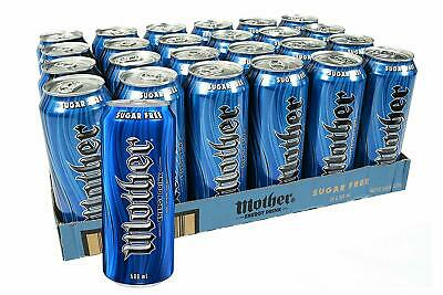 NEW Monster Power Sugar Free Energy Cans Drink 24 x 500mL