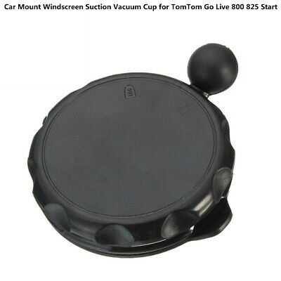Car Windshield Suction Cup Mount GPS Holder Black For TomTom Go Live 800 825 EW