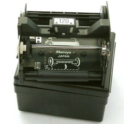 Mamiya 645 120 Insert + case, mint condition (14578)