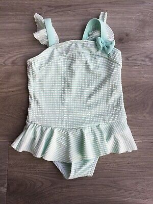 Young Dimension Baby Girl Swimming Costume Swimsuit. 18-24 Months