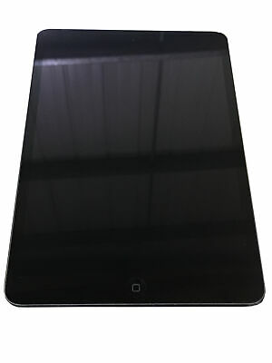 Apple iPad mini 2 Wi-Fi 32GB Space Gray 7.9inch A1489 iOS 12.2